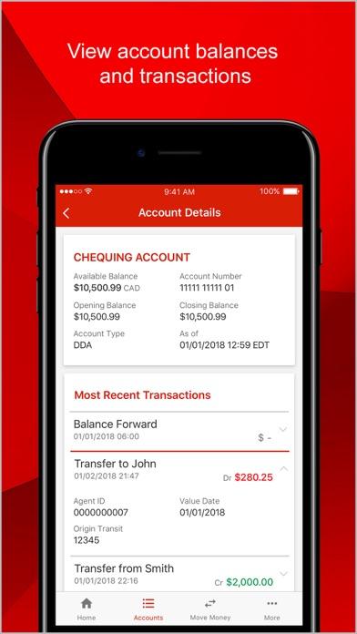 Scotia Bank App
