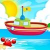 Juego de barcos para bebés