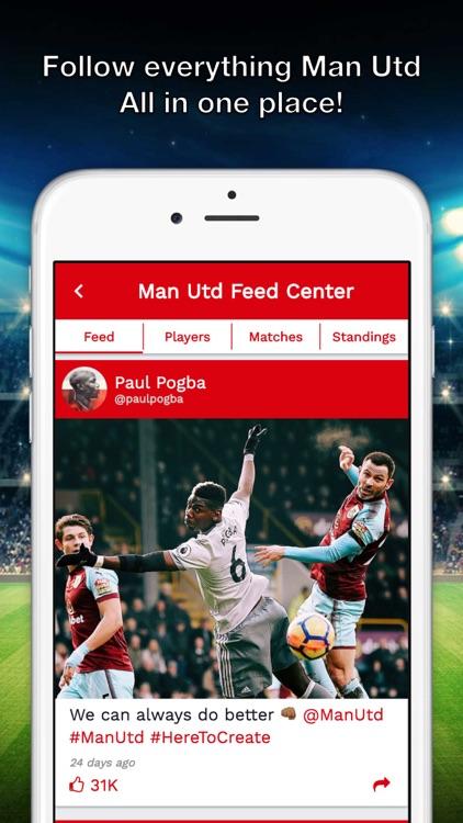 Feed Center for Man Utd News