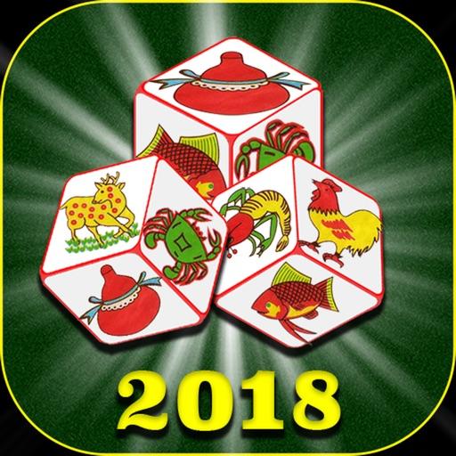 Bau Cua Ga 2018 3D iOS App