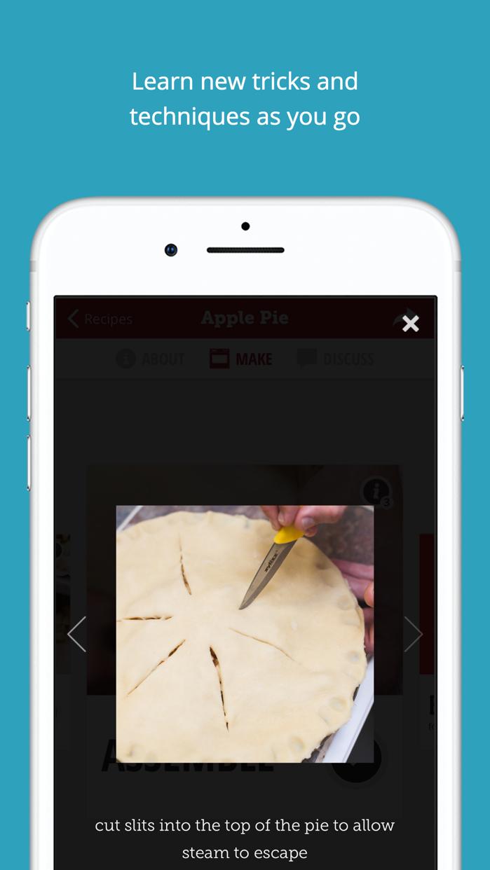 Drop Recipes Screenshot