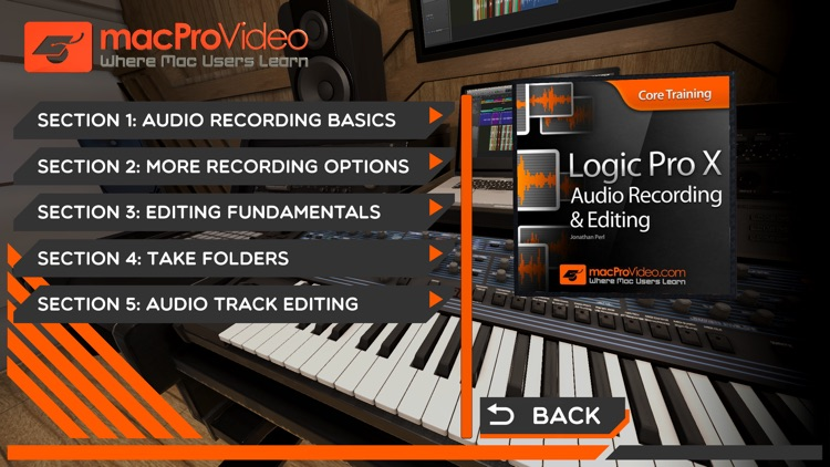 Recording Course For Logic Pro