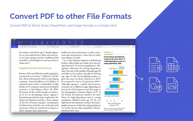 PDFelement 6 - PDF Editor on the Mac App Store
