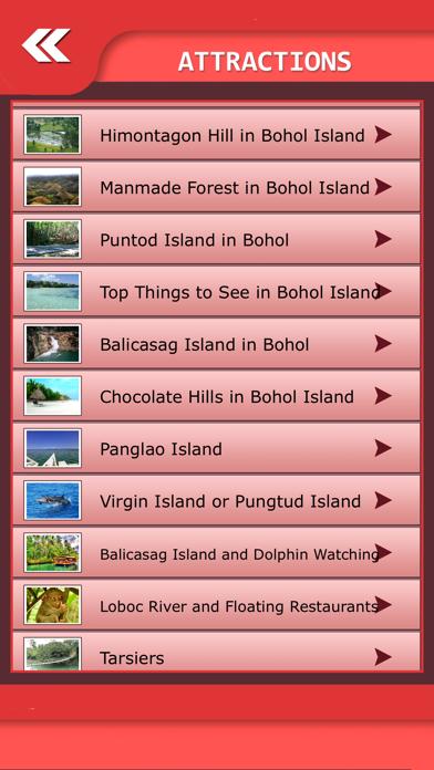 Bohol Island Tourism Guide screenshot four