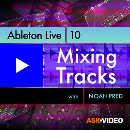 Mixing Tracks Course iOS App