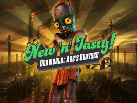 Oddworld: New 'n' Tasty на iPad