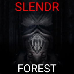 Slendr Forest Horror Game