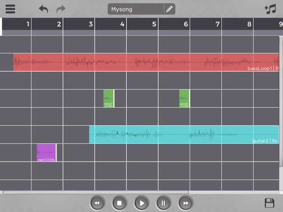 Image of Music Maker - JAM for iPad