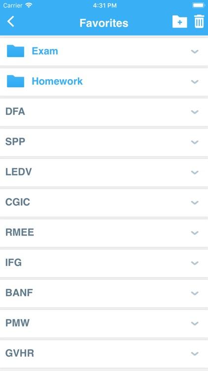 Medical Acronyms and Symbols screenshot-3
