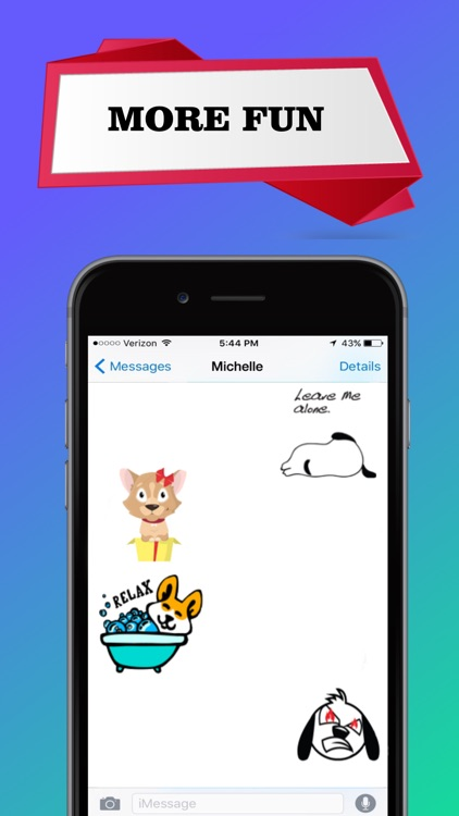 Dogmoji - Dog Emoji & Stickers