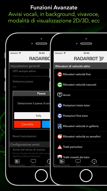 Radarbot: Speed Camera Detector, Traffic & Alerts screenshot-4