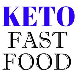 Keto Diet : Fast Food App