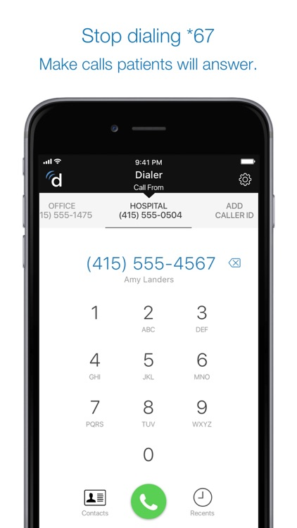 Doximity Dialer screenshot-1