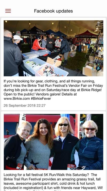 Birkie Events