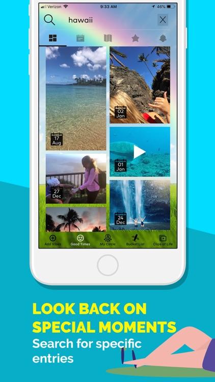 My Life Journal App screenshot-5