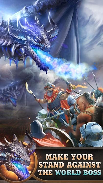Dragons of Atlantis: Heirs of the Dragon screenshot-4