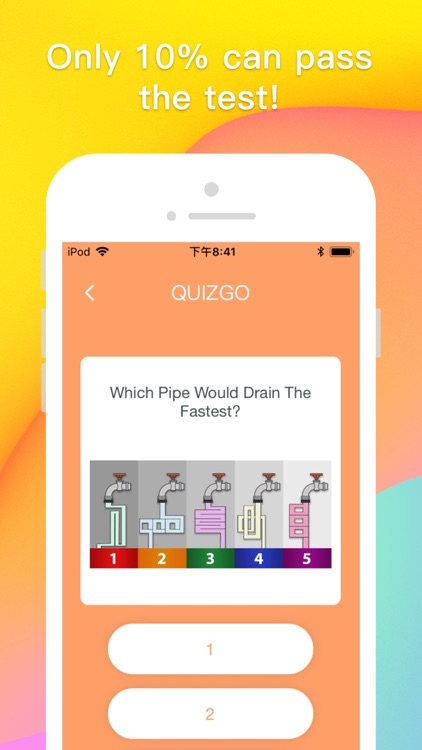 QuizGo-LogicTest screenshot-3