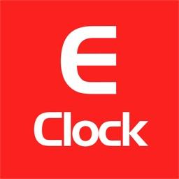 eClock Digital punch clock