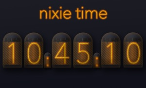 Nixie Time