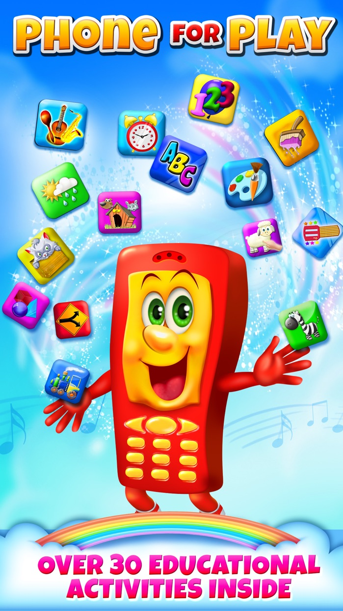 Phone for Play - Creative Fun Screenshot