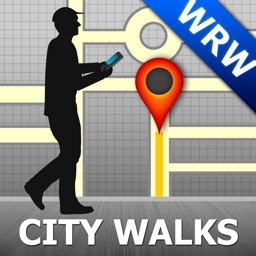 Warsaw Map & Walks (F)