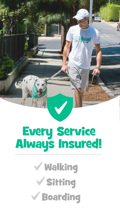 Wag! - Instant Dog Walkers