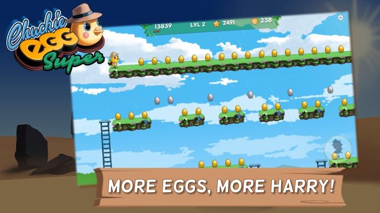 Super Chuckie Egg screenshot-0