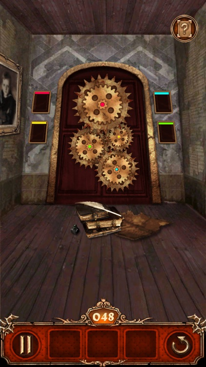 Escape The Room:100 Doors screenshot-5