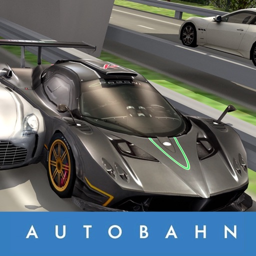 Autobahn Racewars - Real 3D Euro Racing!