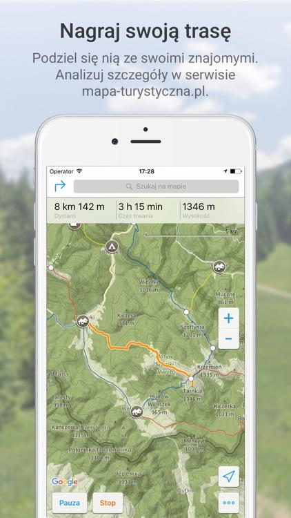 Mapa Turystyczna screenshot-3