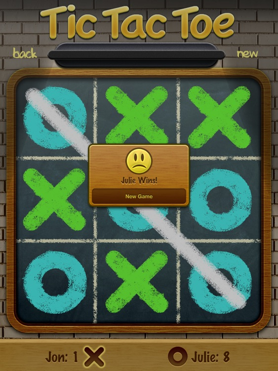 Tic Tac Toe Pro HD screenshot-4