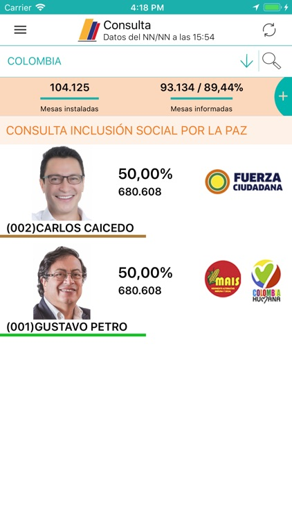 Colombia 2018 screenshot-4