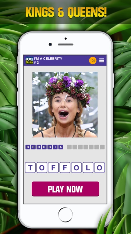 100 PICS I'm A Celebrity Quiz screenshot-3