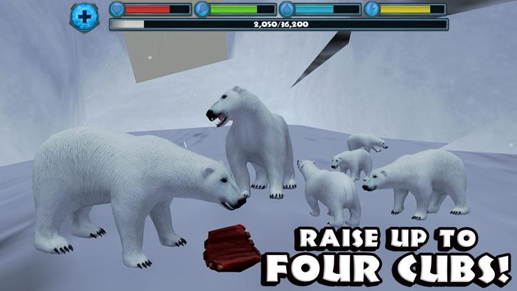 Polar Bear Simulator screenshot-4