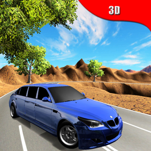 Limousine Car Racing 2017 app