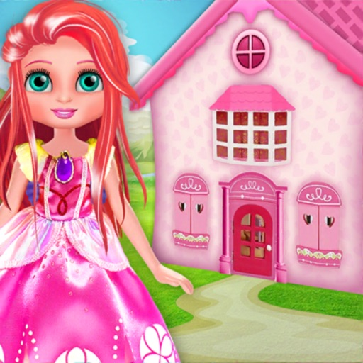 Dream Home Girl Doll House By Aysha Irfan