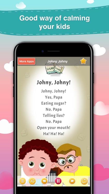Nursery Rhymes Song and Videos screenshot-3