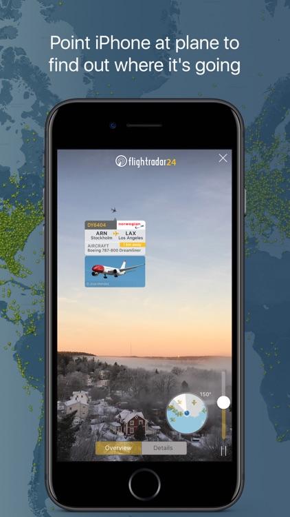 Flightradar24   Flight Tracker screenshot-4