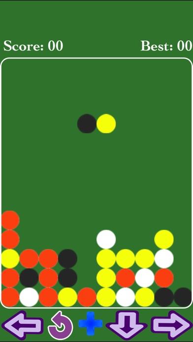 Balls 4 in a Row! screenshot 1
