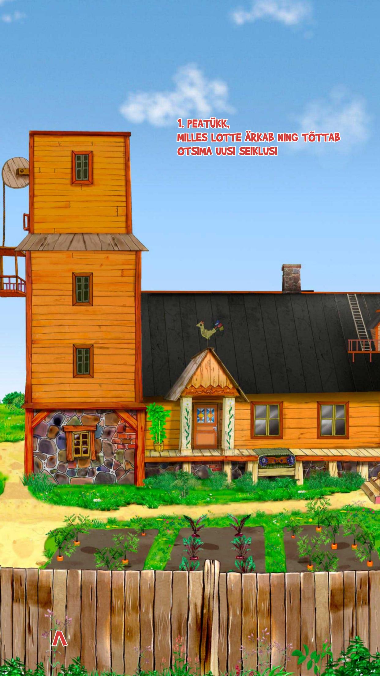 Leiutajateküla Lotte Screenshot