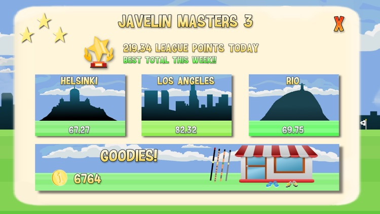Javelin Masters 3 screenshot-4