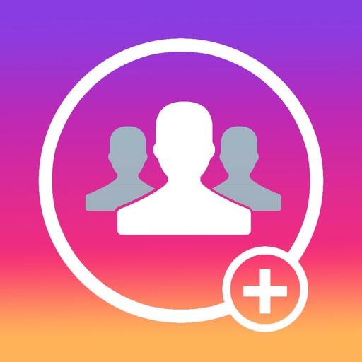 Followers Track for Instagram. iOS App