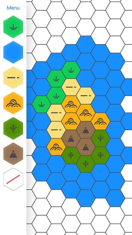 Hex Map Maker
