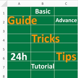 Tips,Tricks,Guide for excel