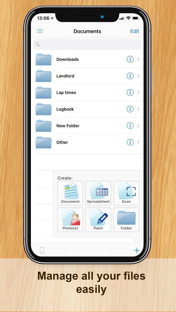 Documents (Office Docs) Screenshot