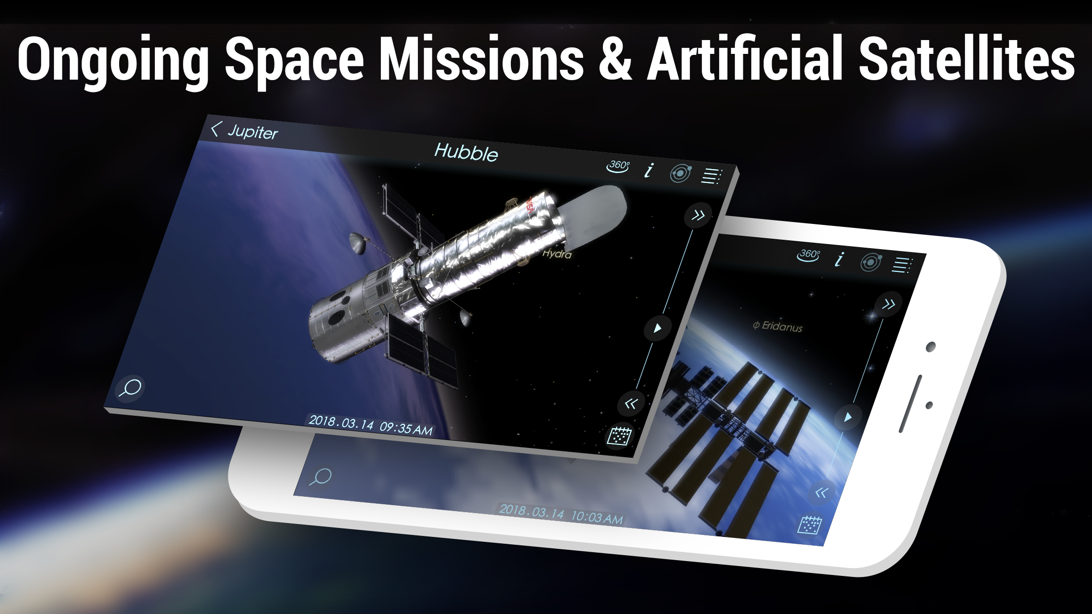 Solar Walk 2 - Space Simulator Screenshot