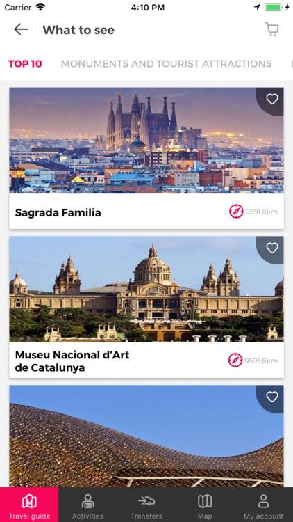 Barcelona Guide Civitatis.com screenshot-7