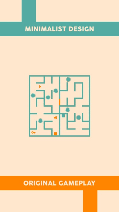 Minimal Maze screenshot 4