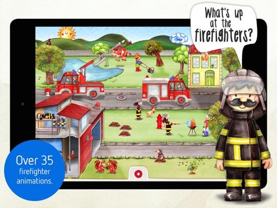 Крошки-пожарные Скриншоты10