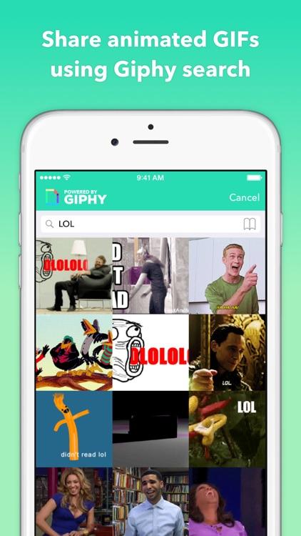 Group Text+ screenshot-4